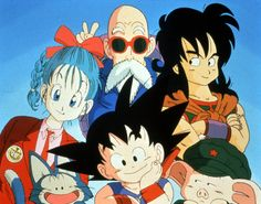 drangonball | DRAGON BALL UN ANIME ENTRAÑABLE (VIDEO)