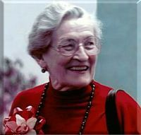 """Mary Ainsworth (1913-1999): a Canadian developmental psychologist known for her work in early emotional attachment with """"The Strange Situation"""" as well as her work in the development of Attachment Theory."""