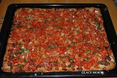 Torta de Pimientos de Alcañiz - Glace Moka #elsecretoestáenlamasaTS | La Cocina Typical Spanish