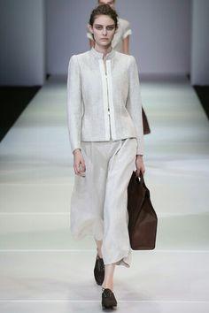 Giorgio Armani Spring/Summer Ready to Wear 2015