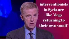 Ex-UK Ambassador: Assad wasn't behind the chemical attack