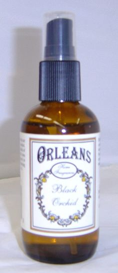 Black Orchid Scented Orleans Home Fragrances Room Spray * Details can be found by clicking on the image. (This is an affiliate link and I receive a commission for the sales)