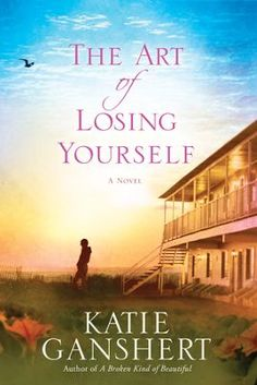 """This counts as my """"book published this year"""" choice: The Art of Losing Yourself by Katie Ganshert (Waterbrook, 2015) <-- I HIGHLY recommend this book and any others from Katie Ganshert. She writes some of the best Christian fiction existing; realistic characters and conflicts, not """"preachy,"""" enthralling, unique plots, and more. Definitely read this one."""