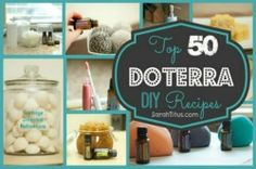 DoTerra DIY {Do-It-Yourself} - Sarah Titus ~ Saving Money Never Goes Out of Style