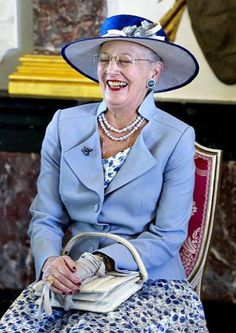 Queen Margrethe, June 18, 2013 | The Royal Hats Blog
