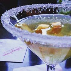 Who's had the Heather and Honey Sidecar from the Hearthstone Lounge? Definitely going to try this next night out! by disneynightlife