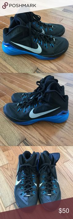 Nike Hyperdunk Basketball Sneakers, 8 Size 8. Gently worn only a few times! No trades. Box not included. No smoking household. Ships same day! Nike Shoes Sneakers