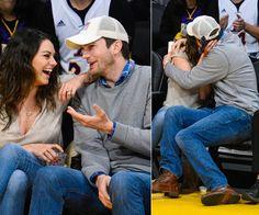 Mila Kunis y su historia de amor con Ashton