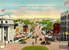 King Street  aux alentours de 1940