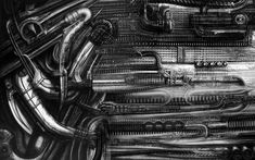 Hr Giger Wallpapers 1680x1050 Hr Giger Car Pictures