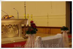 dekoracja kościoła opolskie - Dobrzeń Wielki
