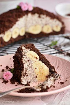 Ciasto Kopiec Kreta - Justyna Dragan Sweet Tooth, Pie, Chocolate, Crete, Torte, Cake, Fruit Cakes, Pies, Chocolates