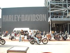 Harley-Davidson Museum Harley Davidson Museum, Motorcycle, Vehicles, Motorcycles, Cars, Motorbikes, Vehicle, Choppers