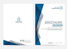Premium Vector | Brochure template flyer design vector background Template Flyer, Logo Design Template, Layout Template, Brochure Template, Brochure Layout, Brochure Design, Business Brochure, Business Card Design, Business Flyer
