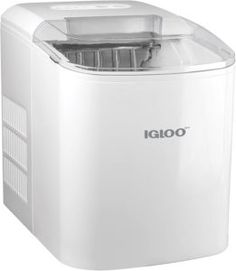 Best Ice Maker Reviews Igloo Ice, Reusable Coffee Filter, Cylinder Shape, Making Machine, Water Tank, Mixed Drinks, Countertops, Ice Makers, Electric