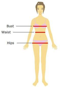 Use this body shape calculator to accurately measure your body and find out your shape so you can wear what suits you best!