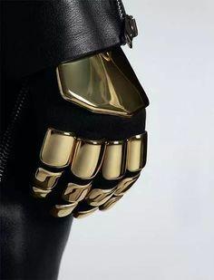 Daft Punk hand