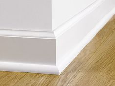 Cover the gaps between the wall and floor with our beautifully designed #SkirtingBoards.