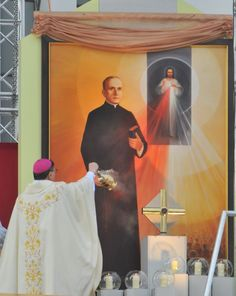 Father Sopocko to Be Beatified|The Divine Mercy Message from the Marians of the Immaculate Conception
