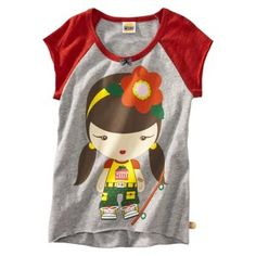 Harujuku Mini Skater Girl Shirt.