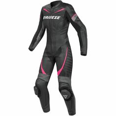 DAINESE Racing Professional Lady N / ANT / Fuxia