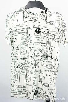 #Basquiat #Streetart #Malcom X #Eleven Paris