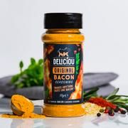 Deliciou - All Products - Make Plant-Based Cooking Easy Vegan Gluten Free, Dairy Free, Bacon Ice Cream, Bacon Seasoning, Maple Bacon, Nutrition Information, Korn, Roasted Vegetables, Natural Flavors