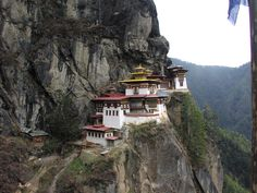 Tibet, Nepal, and Bhutan - base camp, the Kathmandu Valley, Tiger's Nest Monastery, a panda breeding center, and an opera school.