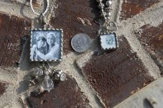 Photo pendants make a GREAT Valentine gift for anyone!!!    go to www.sassyandsouthern.com