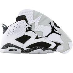 Air Jordan 6 Retro - Oreo I'm an oreo... therefore i need these