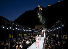 fendi ss 2008 wall of china - Google Search