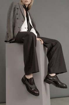 Styled by Ellen Mirck. Fall/ winter Campaign for Barca stores.
