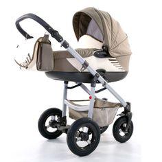 Lastenvaunusetti Jumper L Baby Strollers, Jumper, Beige, Fabric, Baby Prams, Tejido, Sweater, Tela, Jumpers