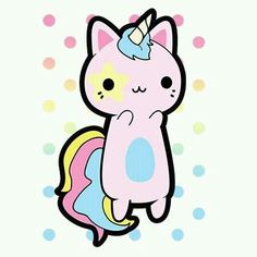 Imagem de unicorn and cat