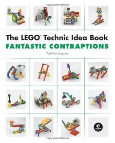 Booktopia has Fantastic Contraptions : Lego Technic Idea Book, Lego Technic Idea Book by Yoshihito Isogawa. Buy a discounted Paperback of Fantastic Contraptions : Lego Technic Idea Book online from Australia's leading online bookstore. Lego Technic, Lego Mindstorms, Lego Instructions, Step By Step Instructions, Technique Lego, Lego Builder, Lego Projects, Stem Projects, Lego Pieces