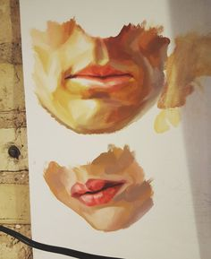 Got some mouth studies started #art #artist #artwork #ultimate_artwork #paintingthemind #inspiring_watercolors #artspipl #arts_help #art_quality #srartwork #sketch_daily #kcad #nawden  #illustration #instadaily #artgallery #illustrateyourworld #moanart #spotlightonartists #help_4_artist #the_art_display #TalentedPeopleInc #voulart #artistsdrop #BLVART #hypeyourart #allaprima #oilpainting #mouth by weber_illustration