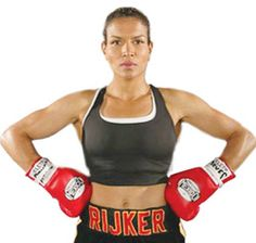 """Lucia Rijker     """"The Dutch Destroyer""""    - Full Boxing News and Coverage www.boxinginsider.com Boxing Girl, Women Boxing, Female Boxing, Boxing Boxing, Boxing News, Boxing Gloves, Boxer, Celebs, Bra"""