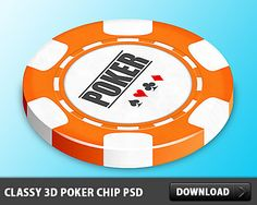 Nice Classy 3D Poker Chip Free PSD. Downloaded [downloadcounter(Classy 3D Poker Chip Free PSD)] Times  Download Classy 3D Poker Chip Free PSD. Download and learn how to illustrate a 3D...  #3D #Casino #Chip #Classy #downloadfreepsd #downloadpsd #FreeIcon #FreeIcons #FreePSD #Game #Icon #IconPSD #LayeredPSDs #Money #Objects #Poker #PSD #psddownload #PSDfile #psdfree #psdfreedownload #PSDimages #psdresources #PSDSources #PsdTemplates