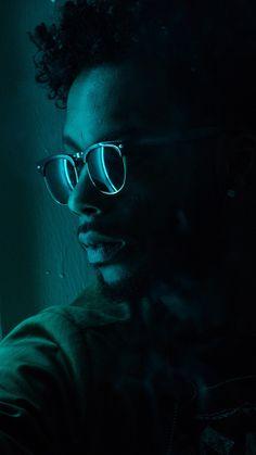 Neon Dream photo by Connor Botts ( on Unsplash Colour Gel Photography, Studio Portrait Photography, Photography Poses For Men, Studio Portraits, Light Photography, Urban Photography, Flash Photography, Outdoor Photography, Beauty Photography