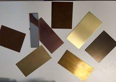 Finiture ottone, acciaio inox, galvanica, satinato, brunito.  #finiture #acciaio