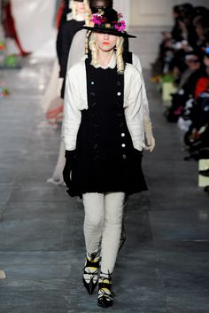 Meadham Kirchhoff Fall 2011 Ready-to-Wear Collection Slideshow on Style.com