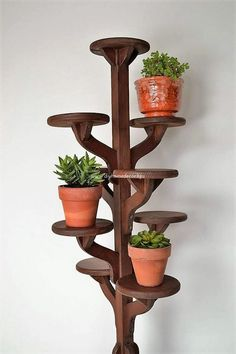 Pots Stand