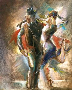 Lena Sotskova - Tango at Sea