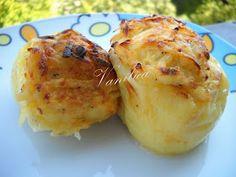 Vanilica: Punjene paprike sa pavlakom i krompirom