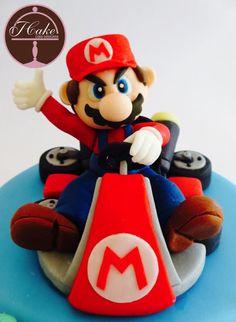 super mario kart 8 cake - Cake by JCake