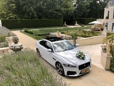 Jaguar XF R-Sport trouwauto huren