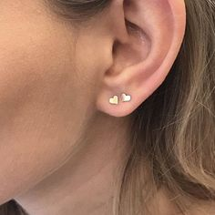 Perfect piece for any animal lover! An no piercing required ear cuff which is adjustable featuring a fox charm; You will receive one ear cuff. Bar Stud Earrings, Tiny Earrings, Heart Earrings, Crystal Earrings, Gold Jewelry, Diamond Earrings, Fine Jewelry, Gold Bracelets, Gemstone Jewelry
