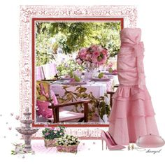 """Formal Garden Party Contest"" by sherryvl on Polyvore"