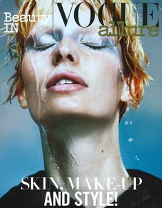 Beauty in Vogue | Supplemento al numero 795 di Vogue Italia http://www.vogue.it/special-link/supplemento-beauty-in-vogue/