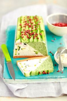 Terrina warzywna Cold Appetizers, Appetizer Recipes, Yummy Snacks, Yummy Food, Trout Recipes, Healthy Yogurt, Tea Sandwiches, Recipe Images, Chef Recipes